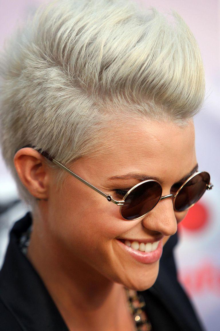 30 funky Frisuren für kurze Haare - Fett und heiß aussehen