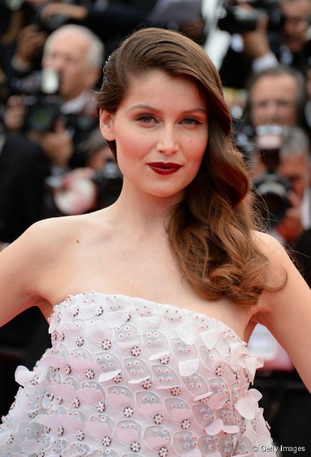 Trendiges welliges Haar in Cannes Neu: L'Oréal-Damen auf dem roten Teppich