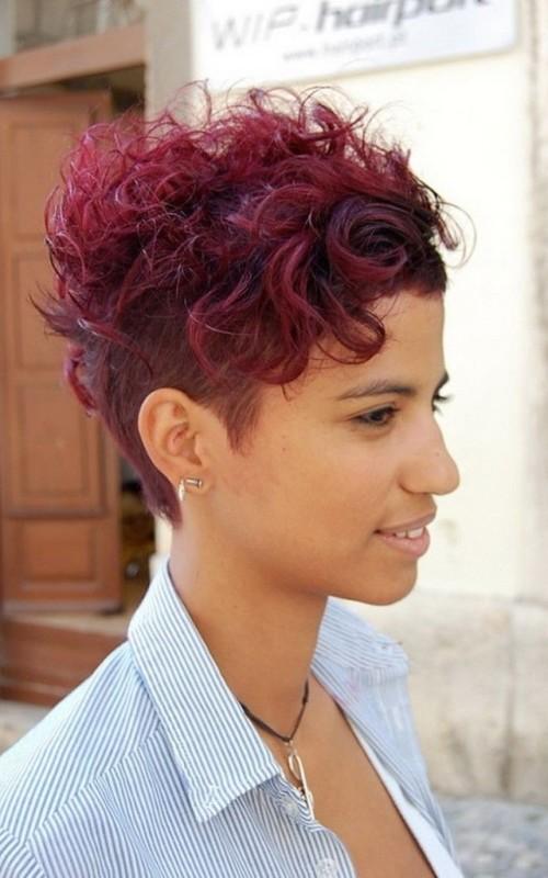 Neu kurze lockige Frisuren