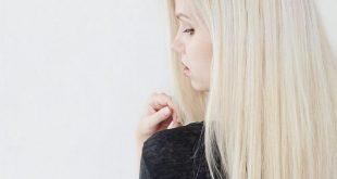 Weiß Blonde Haarfarbe Ideen