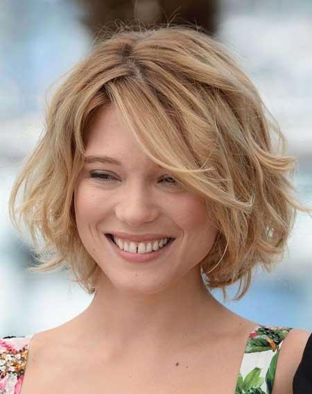 15 besten und coolsten kurzen welligen Frisuren