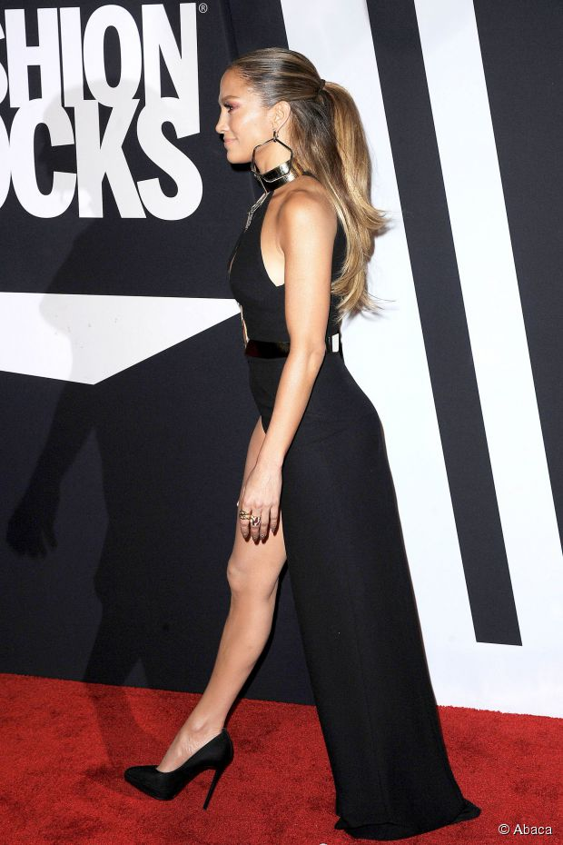 Jennifer Lopez Haartutorial: Lass deinen Pferdeschwanz länger aussehen