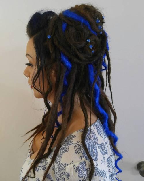 30 kreative Dreadlockstile für Mädchen und Frauen