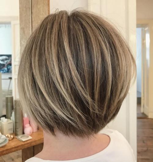 70 Winning Looks mit Bob Haarschnitte für feines Haar