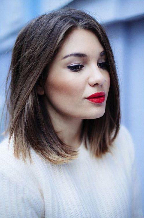 20 vielseitige kurze gerade Haarschnitte für stilvolle Frauen