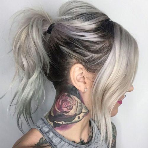 40 Bild-Perfect Frisuren für lange dünne Haare