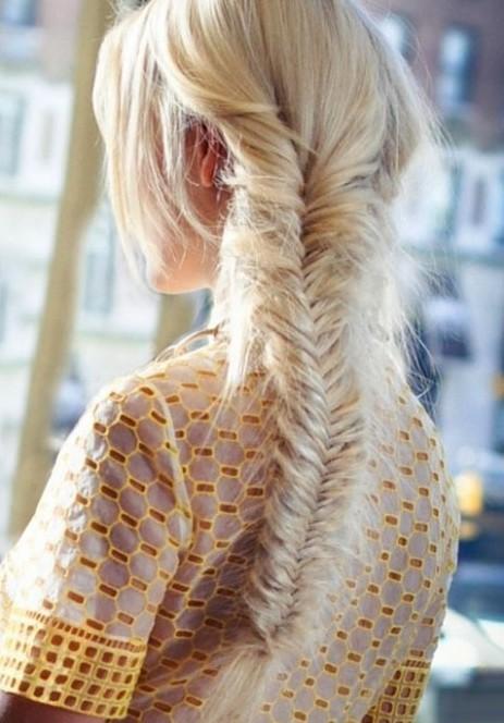 Heißeste Umsponnene Frisuren für langes Haar Neu