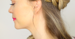 Neu beliebte Crown Braid Frisur Ideen