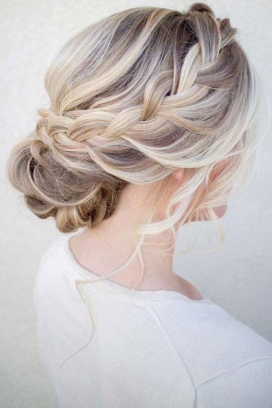 22 schönsten und stilvollen Hochzeit Frisuren