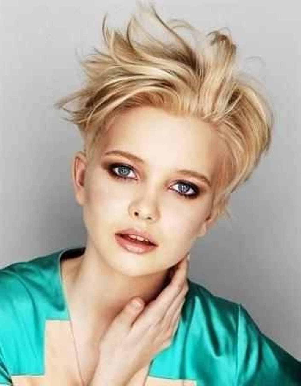 21 coolsten und fettesten Undercut Frisuren für Frauen