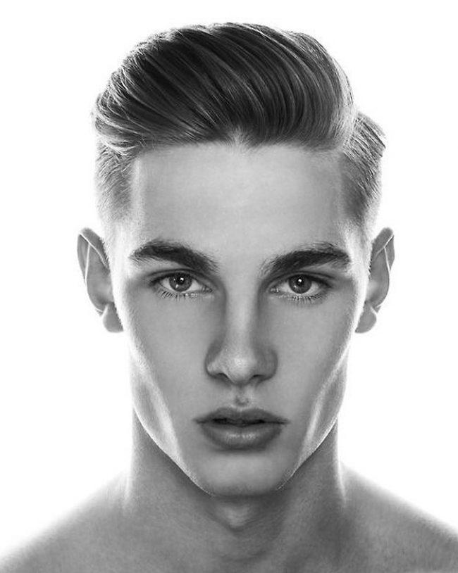 15 klassische Frisuren für Männer - Look Classy In und Out