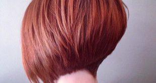 30 schöne und edel abgestufte Bob Frisuren