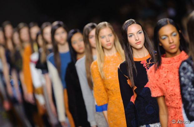 Herbst Neu Haartrend: Seitenteile und wie man sie trägt