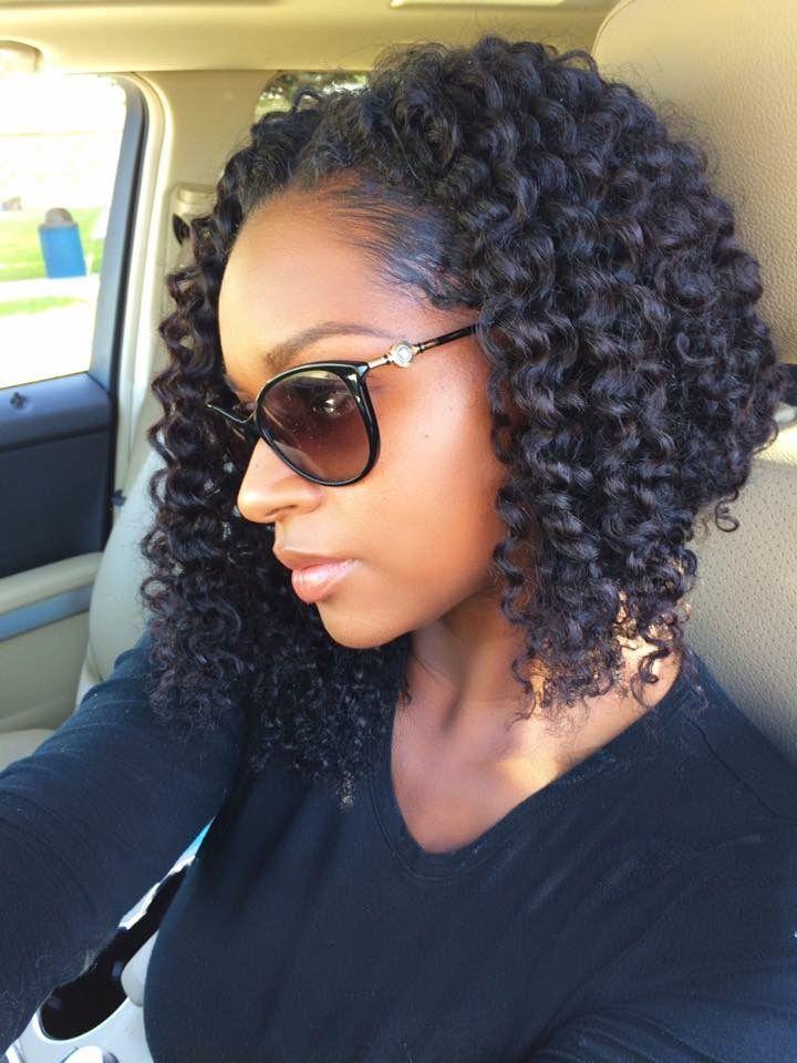 21 Crochet Braids Frisuren für schillernde Look