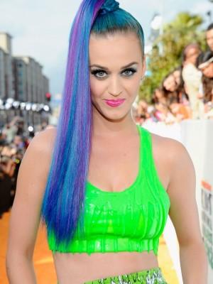 Promi-Frisuren von Neu Nickelodeon Kids Choice Awards