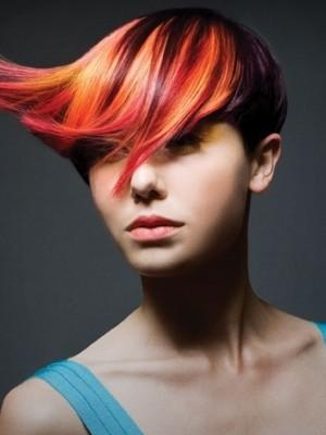 Haarfarben Ideen für Neu