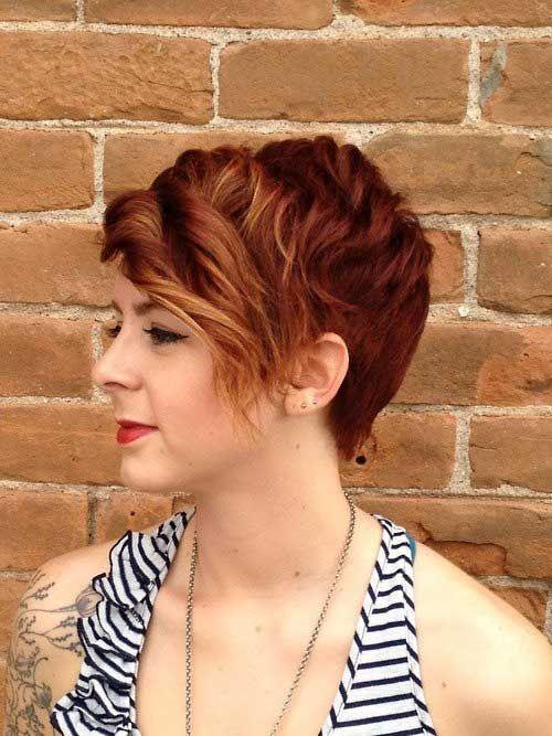20 heißeste Curly Pixie Cut für schöne Frauen