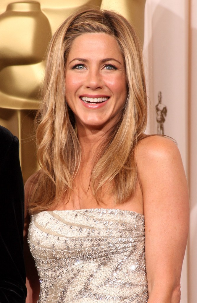 Jennifer Aniston Frisur - 25 Stil personifizierte Jennifer Aniston Frisuren