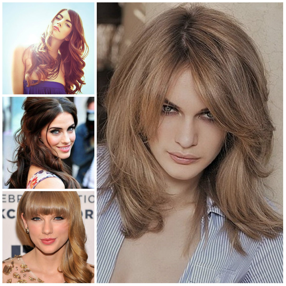 Beste Layered Haircuts zum Kopieren im Jahr Beste Frisur