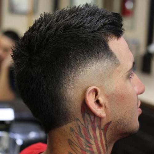30 Spiky Frisuren für Männer in der modernen Interpretation