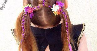 20 erstaunliche geflochtene Pigtail Styles für Mädchen