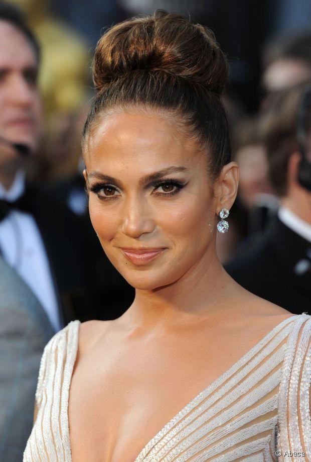 Jennifer Lopez hat eine Lieblingsfrisur ...