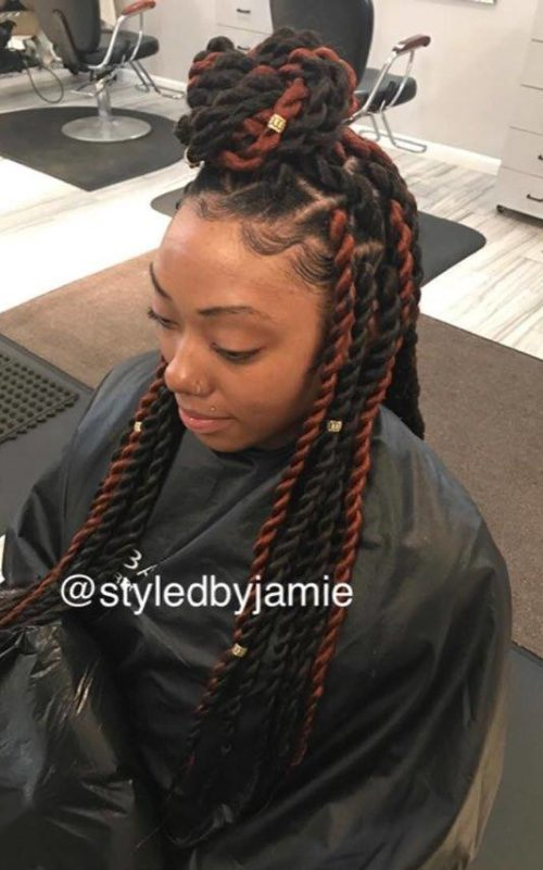 Box Braids Frisuren für alle