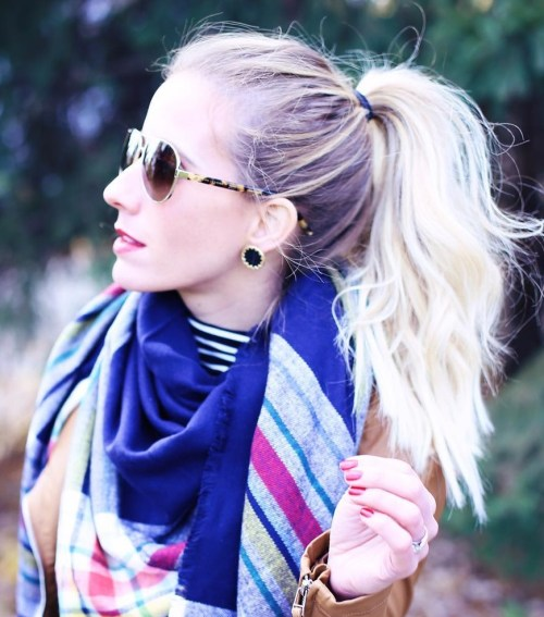 20 Cozy und Cute Sweater Wetter Haar Ideen