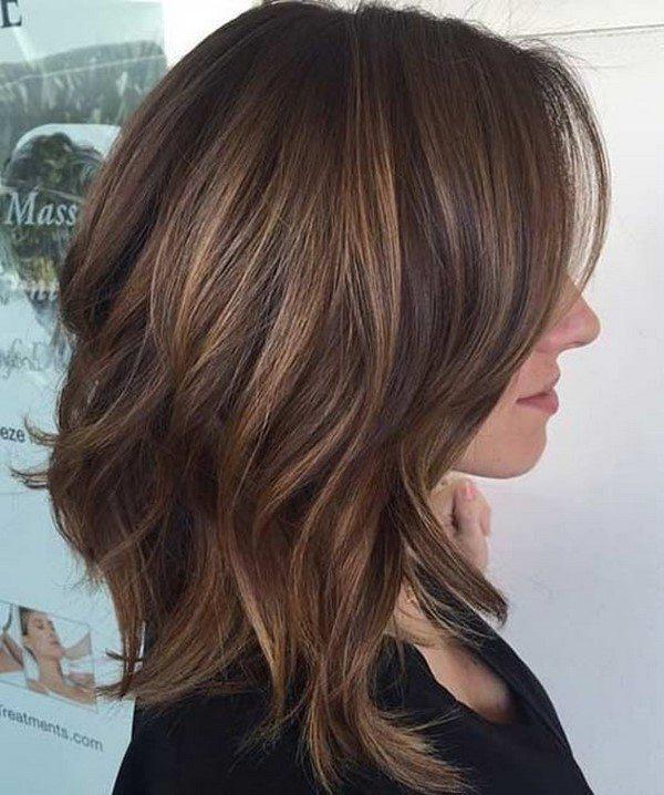 18 Frisuren für dickes Haar, um Ihren Look zu verschönern