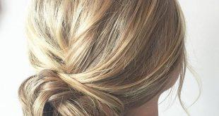 Hochsteckfrisuren für dünnes Haar für Beste Frisur