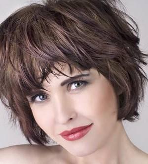 Lässige Frisuren für Frauen