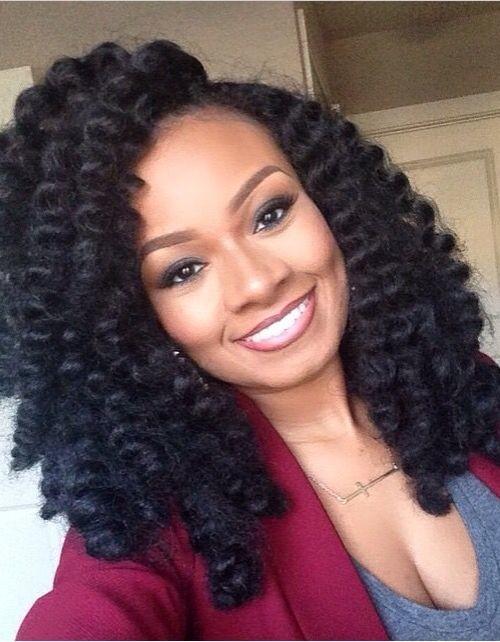 Crochet Braids Frisur Ideen für schwarze Frauen Neu