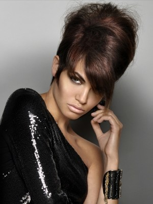 Elegante Up-do-Frisuren-Ideen