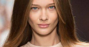Top 10 Frisuren für glattes Haar von Instagram
