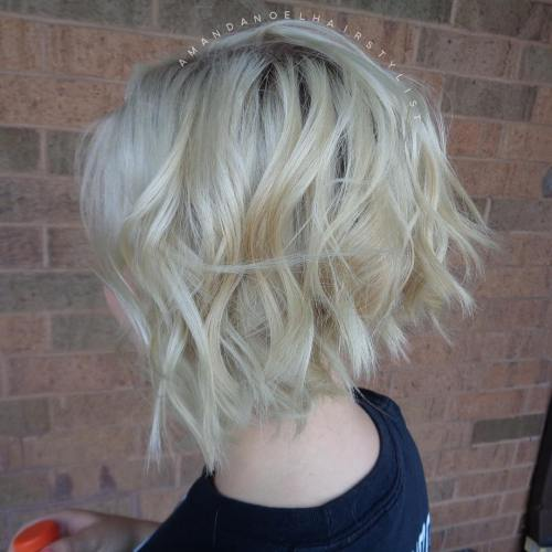 50 Trendy Short Blonde Frisuren und Haarschnitte