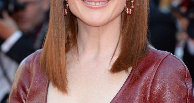Wie bekommt man Julianne Moores schnittige Cannes Frisur?