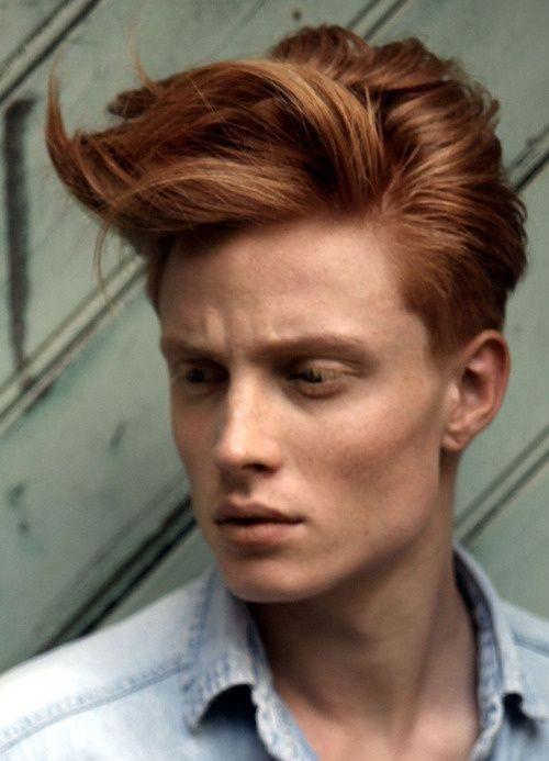 Männer Haarfarbe Ideen