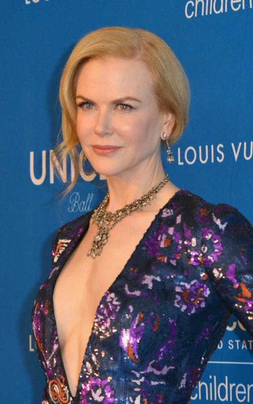 Coole Frisur Inspiration von Nicole Kidman für Neu