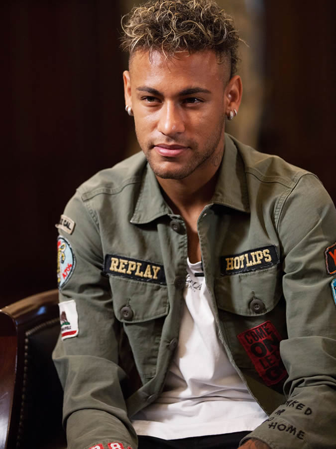 22 beliebte und trendige Neymar Haircut Inspirationen