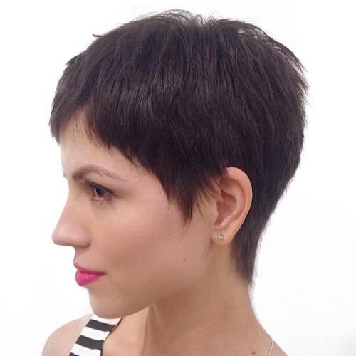 60 süße kurze Pixie Haarschnitte - Weiblichkeit und Praktikabilität