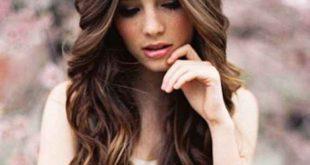 Frauen Frisuren für dicke grobe Haare - mit schönen Beispielen